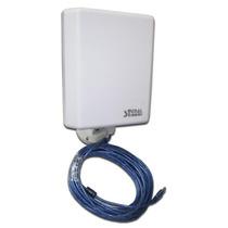 Antena Wifi Adaptador Red P/ Exteriores 2000mw 20dbi Laptop