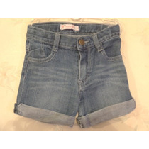 Mimo Babies Short De Jeans Talle 4