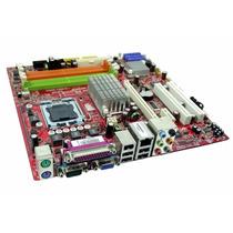 Kit Placa Mãe 775 Ddr2 + Cooler + Core 2 Duo 2.9 + 2gb