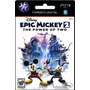 Epic Mickey 2 + Toy Story 3 Ps3 !!!
