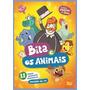 Bita E Os Animais Dvd 11 Clipes Musicais Lacrado Original