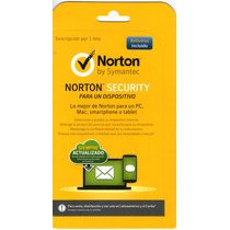 Norton Security 2016 Esencial Ultima Version 1 Dispositivo