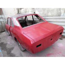 Ford Corcel 1969 Cupe P/ Terminar Reforma C/ Docks Raridade