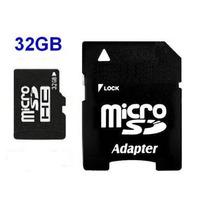 Cartão Micro Sd 32 Gb + Adaptador Sd