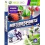 Juego Xbox 360 Motion Sports Kinetic Original En Caja