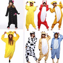 Pijamas Enterizas Moda Coreana Exclusiva