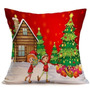 Navidad Personalizadas Con Cremallera 43 × 43 Sofá Cama