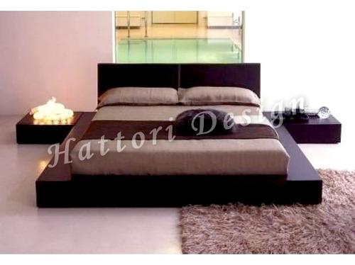Juego de dormitorio minimalista    8.900,00 en mercado libre