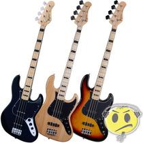 Contra Baixo Tagima Tjb4 - Jazz Bass - Oferta Loja Kadu Som