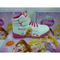 Disney Botas De Princesas Con Luces Talles 23, 24, 25 Y 29
