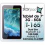 Tablet Celular Starpad T-165 7 Pulgadas 3g + Estuche Teclado