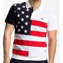 Camisas Bandeiras De Paises Eua-australia-canada-alemanha