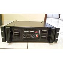 Amplificador Potencia Audio Leader 6.4 6000 Watts Rms 2ohms