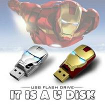 Pen Drive Iron Man 8gb