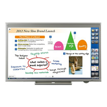 Sharp 80 Pnl802b Led Touchscreen Monitor 16:9 1920 X 1080