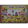 Libro Jardín De Infantes Manualidades Ed Hobby 1962 Juguete