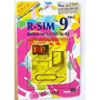 Rsim 9 Pro Original Iphone 4s Y 5 Sprint Verizon Telcel