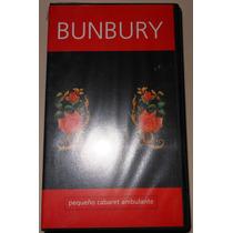Bunbury Vhs Pequeño Cabaret Ambulante Heroes Del Silencio