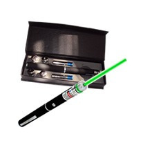 Caneta Laser Pointer Verde Green 5000mw Lanterna Alcança 8km