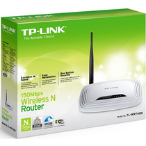Router Wifi Tp Link Wr740n Wireless 150mbps Norma N Envio
