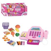 Caixa Registradora Brinquedo Infantil Art Brink C/ Luz E Som