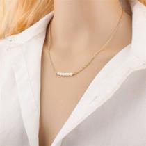Cadenitas Elegantes Collar Fantasia 10 Pzas Iguales/variadas