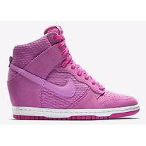 Tênis Nike Dunk Sky Hi Essential Sneakers Feminino Original
