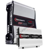 Modulo Amplificador Taramps Dsp 1600 1600w + Ts 400x4 400w