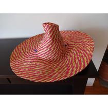 Sombrero Tipo Mexicano Capelina De Rafia Traida De España