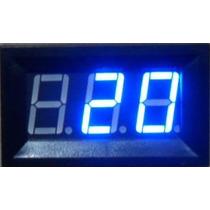 Termômetro 12 Volts Dc -30~70° Sensor Termopar Pronto Envio