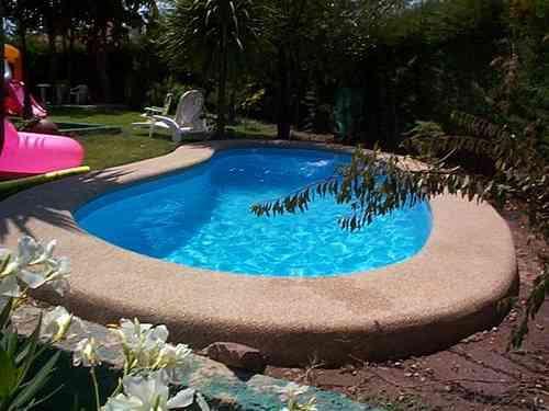 piscina de fibra mercadolibre
