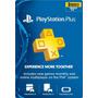 Playstation Plus 3 Meses (codigo Digital)