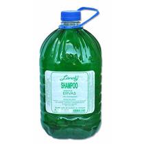 Shampoo Ervas Lánoly Profissional Galão 5 Litros