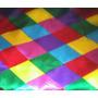 Tecido Patati Patatá /losango Colorido- Peça Com 10metros