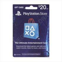 Código Tarjeta Play De $20 Usa Vía Email - Para Ps3 Ps4 Vita