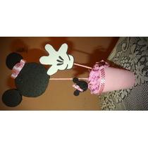 Mickey Minnie Centro De Mesa Cumpleaños ..