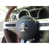Shelby Cobra Emblema Centro De Volante