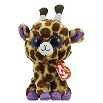 Peluche Ty Beanie Boos Safari Giraffe Original Nuevo
