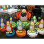Masa Flexible Figuras Club Penguin