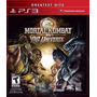 Mortal Kombat Vs Dc Universe Ps3 Entrego Hoy Mg15