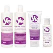 Ye Control Therapy Tratamento Intensivo Redução De Volume