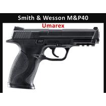 Pistola Umarex Smith & Wesson M&p40 Cal.4.5 Envío Gratis