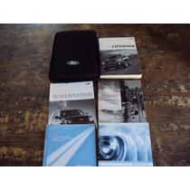 Manual De Propietario Ford Expedition 2010 En Ingles