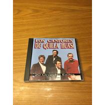 Los Cantores De Quilla Huasi 20 Grandes Exitos Cd Folklore