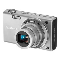 Cámara Digital Samsung Wb210 14mp 12x Zoom Touch 3.5 Hd720p