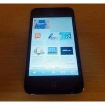 Ipod Touch 4g 8gb Camara Muy Bueno Funciona Todo Perfecto