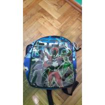 Mochila Chica - Power Rangers