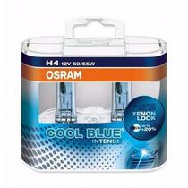 Osram Cool Blue Intense H4 Lâmpada 12v 4200k (par)