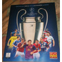 Album Uefa Champion League 2011-2012 Panini
