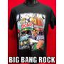 Remera Ska-p Talle M - Medium (50 X 68 Cm) Big Bang Rock